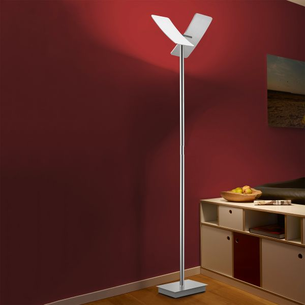 LED-Deckenfluter DUO